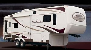Grand Junction 34QRL fifth Wheel