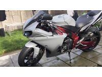 Yamaha R1 Big Bang, 59 plate, 19k miles, at a bargain price for summertime