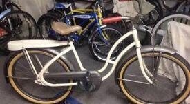 American Colson cruiser beach cruiser bicycle, Schwinn, elgin