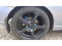 Alloy Wheels 17 inch 4x108