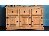 WANTED - Corona Pine sideboards