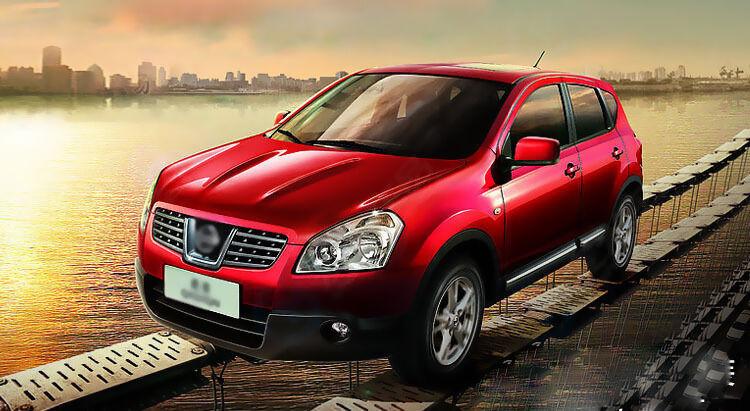 Der neue Nissan Qashqai: Nissans beliebtes Crossover-Fahrzeug