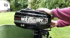 Wanted small outboard working or not