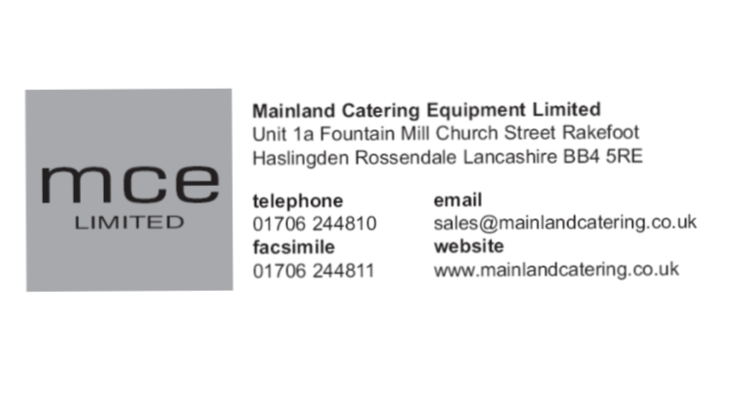 Mainland Catering Equipment Ltd