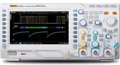 Rigol Ds2202a 200 Mhz Digital Oscilloscopes