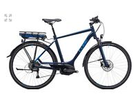 Cube Touring Hybrid Pro 500 2017 Electric Bike