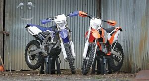 Looking for good deal on not posted dirt bikes