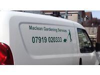 Maclean Gardening Services