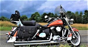2002 HONDA Shadow 1100 cc