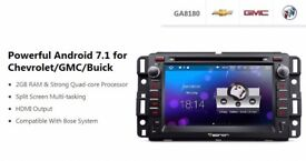 Eonon GA8180 Buick Android 7.1 Car GPS Radio HD Auto Stereo Bluetooth Bose System RAM 2GB Stereo