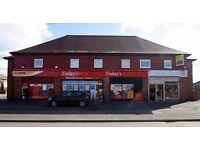 TO LET £1733.33pcm Shop Cafe Retail Nursery Supermarket 1700 SQ FT.LS11 8EY-Beeston Leeds /FOR SALE