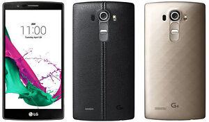 Brand new in Box - Black & Silver LG G4 - 32GB