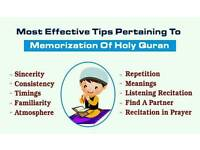 I would like to help you in The Holy Qur'an classes and lessons