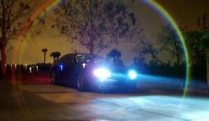 HID kit and LEDs from Newfound-HID