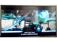 """Samsung 43"""" LED Smart TV"""