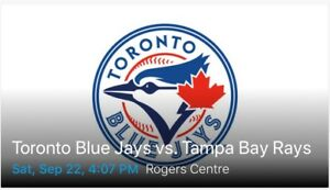 Blue Jays Tickets