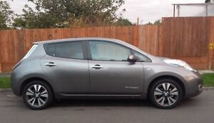 2014 Nissan LEAF SL Electric with Premium Package