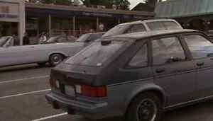 1980-1986 Pontiac Acadian/Chevrolet Chevette Familiale