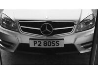 Details about *BOSS* PRIVATE NUMBER PLATE , CHERISHED REGISTRATION PLATE*