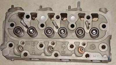 Used Kubota D905 Cylinder Head Complete W Valves