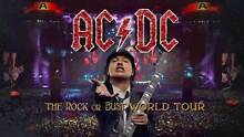 2 x Tickets AC DC Perth Friday 27th, Rock or Bust Tour Duncraig Joondalup Area Preview