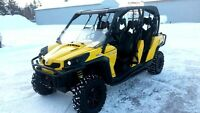 2014 CAN AM COMMANDER MAX XT 1000