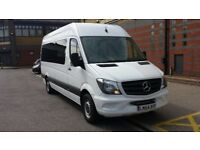 CHEAP MINIBUS HIRE/RENT WITH DRIVER FROM 8-16 SEAT (LONDON OR ESSEX)