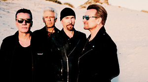 U2 LUMINEERS TORONTO SHOW RESALE TICKETS - June 23