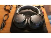 Sony ZX770BN bluetooth NoiseCancelling Headphones
