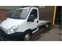 2012 62 IVECO DAILY 2.3 35C13 1D 126 BHP DIESEL TOW TRCUK / RECOVERY TRUCK