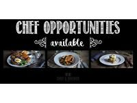 Full & Part Chefs Required for Chef & Brewer