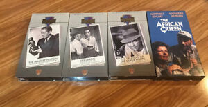 Set of 4 Classic Movies (VCRs)