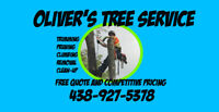 OLIVER'S TREE SERVICE