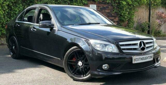 2009 09 MERCEDES-BENZ C CLASS 2 1 C220 CDI SPORT 4D AUTO 168 BHP DIESEL |  in Westhoughton, Manchester | Gumtree