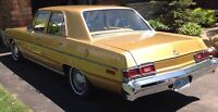 1976 Dodge Dart-------All this can be yours, the price is right!