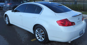 2009 Infiniti G37x Luxury AWD Sedan
