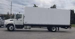 2012 HINO 338 TRUCK FOR SALE with 155,421 KMs ONLY)
