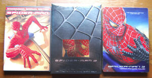 Spiderman Trilogy Special Editions