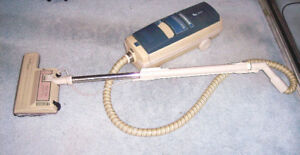 Electrolux Vacuum with Power Nozzle