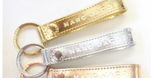 Marc Jacobs key chain Gold
