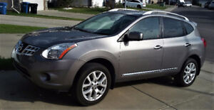 2012 Nissan Rogue SL AWD/NAVI/360 CAM/SUNROOF/LEATHER