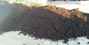 TOPSOIL, MANURE, TRIPLE MIX FOR SALE BY CUBIC YARD