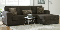 Brand NEW Flyer 2-Piece Sectional! Call 709-489-1001!