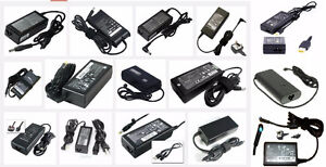 Chargers/Adaptateur for all laptops models starting/de $16.99