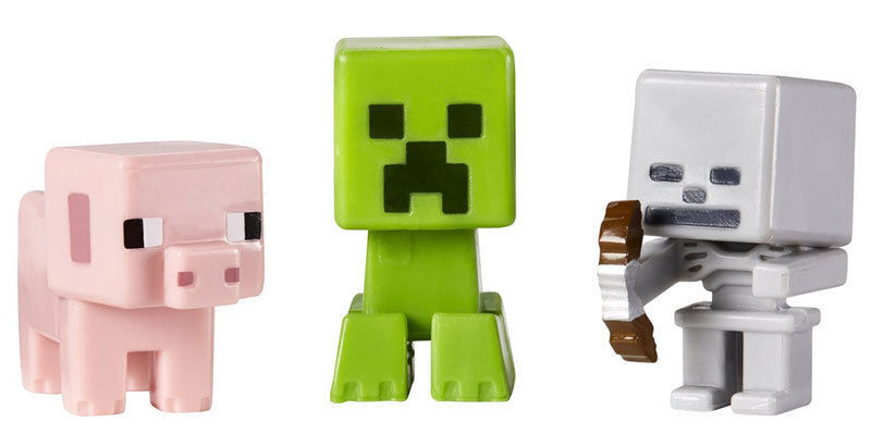 Minecraft Toys And Mini Figures For Kids : Top minecraft toys