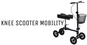 Knee Scooter For Only $199 - Free Delivery Anywhere in ON.
