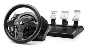 Thrustmaster T300RS GT Racing wheel + Pedal