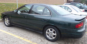 1999 Olds Intrigue 3.5 Automatic GL with Sunroof London Ontario image 9
