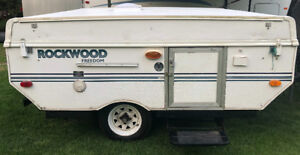 Rockwood Freedom Tent Trailer 1998 in Great Condition