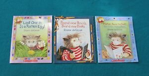 Diane deGroat Book Collection